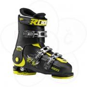 Ski cipele Roces Idea Up Free black-lime SKI-450492-018