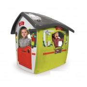 ODG Casa Gioco Da Giardino Casetta Per Bambini Idea Regalo Altezza Cm. 122 Forest House