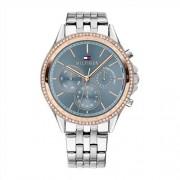 Tommy Hilfiger Armbanduhr Ari für Damen aus Edelstahl
