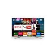 Smart TV LED 55 UHD 4K Sony BRAVIA XBR-55X905F com Android TV, X-Tended Dynamic Range, X-Motion Clarity, Triluminos, 4K X-Reality Pro, Wi-Fi e HDMI