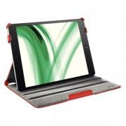 Carcasa LEITZ Complete Smart Grip, cu capac pentru iPad Air - rosu