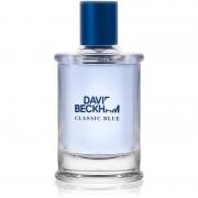 David Beckham Classic Blue toaletní voda pro muže 60 ml