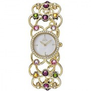 Titan Raga Analog Mother of Pearl Dial Womens Watch- 95006YM01J