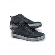 Walbusch Kalbsleder-Sneaker High Top
