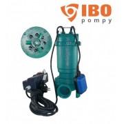 Electropompa submersibila fonta cu tocator IBO CTR-550