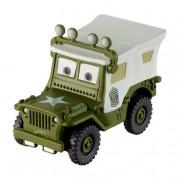 Mattel Cars - Feliz Navidad Sargento