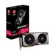 MSI Video Card AMD Radeon RX 5600 XT GAMING X GDDR6 6GB/192bit, 1460MHz/12000MHz, PCI-E 4.0, 3xDP, HDMI, TORX 2X Cooler(Double Slot), RGB Mystic Light, Backplate, Retail (RX_5600_XT_GAMING_X)