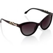 IDEE Cat-eye Sunglasses(Red)