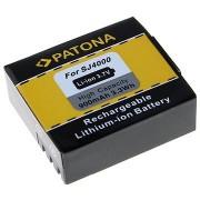 PATONA SJCAM SJ4000 900mAh Li-Ion, Rollei 220 típushoz