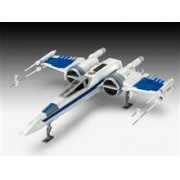 Revell Model Set Resistance X-Wing Fighter