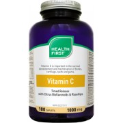 Health First Vitamin C 1000mg kapszula 180db