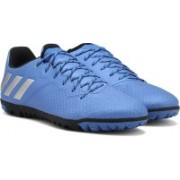 ADIDAS MESSI 16.3 TF Football turf Shoes For Men(Blue)