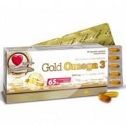 Olimp Labs Gold Omega-3 halolaj kapszula - 60db