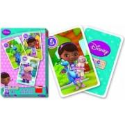 Joc de carti Dino Toys Doctorita Plusica Multicolor