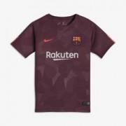 Детское футбольное джерси 2017/18 FC Barcelona Stadium Third