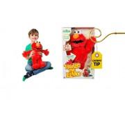 ActievandeDag.be Sesamstraat Elmo knuffel