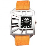 Men Advogue Sliver Dial Party Wadding Analog Boys Wathces
