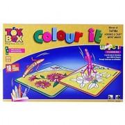 Toysbox Color It - Wipe It (Flowers)