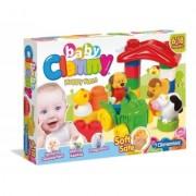 Clemmy - Ferma Vesela Cu Cuburi Clementoni