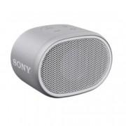 Тонколона Sony SRS-XB01, 1.0, Bluetooth 4.2v, бяла, до 6 часа работа, IPX5 водоустойчивост