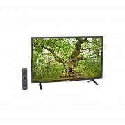 "TCL 32D100 Pantalla 32"" LED, HD, HDMI, 1366x768, USB Reproduce Musica Y Video,Componente Audio,Audio Compuesto,Salida Fibra Optica"