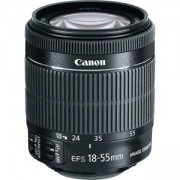 Обектив Canon LENS EF-S 18-55mm f/3.5-5.6 IS STM, AC8114B005AA