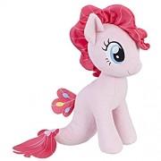 Hasbro My Little Pony The Movie Pinkie Pie Sea-Pony Cuddly Plush