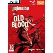 Wolfenstein: The Old Blood PC Steam CD Key