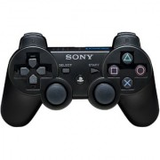 Sony Dual Shock 3 Wireless Controller (Black) (For PS3)