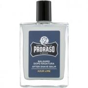 Proraso Azur Lime хидратиращ балсам след бръснене подхранваща текстура 100 мл.