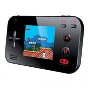 """My Arcade Gamer V Portable Gaming System - 220 Built-in Retro Style Games and 2.4"""" LCD Screen - Black"""