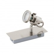 Eglo Lighting LED Spot applique murale Nickel satiné