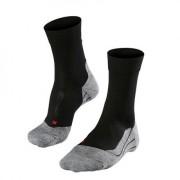 Falke RU4 Men Running Socks Black