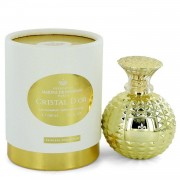 Cristal D'or by Marina De Bourbon Eau De Parfum Spray 3.4 oz