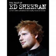 Wise Publications - The Best Of Ed Sheeran