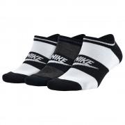 Kit 3 Meias Nike Sportswear No Show