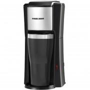 Cafetera vaso 450 ml apagado automatico Black & Decker CM618 negro