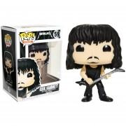 Funko Pop Kirk Hammett de Metallica