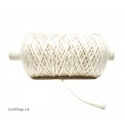 Șnur Tricotat 1,5mm (rolă 100ml)