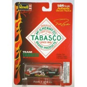 1998 Revell Racing / Atlas Mc Ilhenney Red Team Tabasco Racing Todd Bodine / #35 Pontiac Grand Prix Nascar 1:64 Scale Stock Car Rare Moc L Imited Edition Out Of Production Collectible