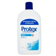 Protex Săpun antibacterial mână lichid Fresh (Antibacterial Liquid Hand Wash) 750 ml - refill