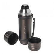 Isosteel Personalisierbare 1L Thermoflasche mit 2 Trinkbecher