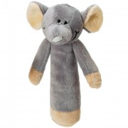 Elefánt csörgő 15 cm Teddykompaniet