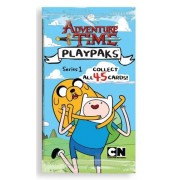 Adventure Time Playpaks Series 1 Collectible Trading Cards (1 Pack) by Cryptozoic Entertainment