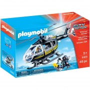 PLAYMOBIL - 9363 CITY ACTION HELICÓPTERO SWAT