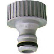 """SIROFLEX Kuplung csatlakozó (csap csatlakozó) 3/4""""-os (4400)"""