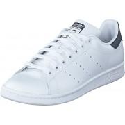 adidas Originals Stan Smith Running White/New Navy, Skor, Sneakers och Träningsskor, Låga sneakers, Vit, Unisex, 40