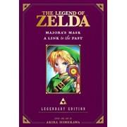 The Legend of Zelda: Majora's Mask / A Link to the Past -Legendary Edition-, Paperback/Akira Himekawa