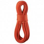 Edelrid - Eagle Lite Pro Dry 9.5 mm - Corde à simple taille 50 m, rouge