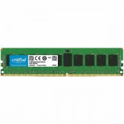 Crucial DRAM 8GB DDR4 2666 MT/s PC4-21300 CL19 DR x8 ECC Registered DIMM 288pin, EAN 649528781109 CT8G4RFD8266